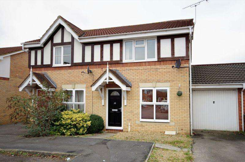 3 Bedrooms Semi Detached House for sale in The Culvert, Bradley Stoke, Bristol