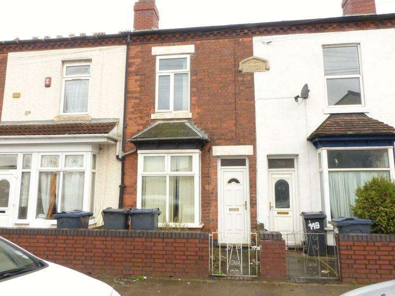 2 Bedrooms Terraced House for sale in Tame Road, Birmingham
