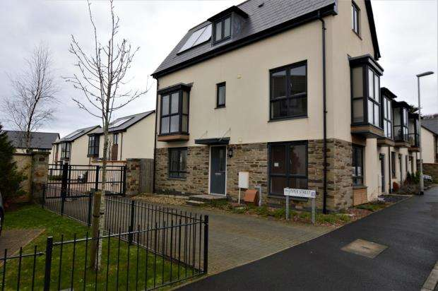 3 Bedrooms End Of Terrace House for sale in Piper Street, Plymouth, Devon