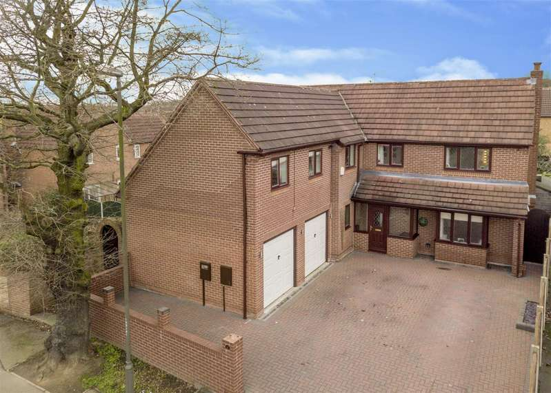 6 Bedrooms Detached House for sale in Springwood Drive, Oakwood