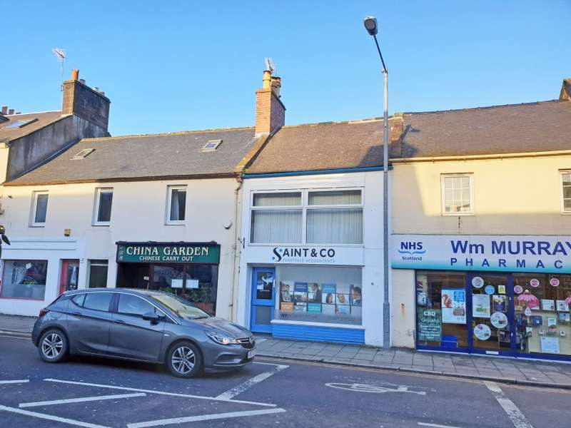 Office Commercial for sale in 33/34, Galloway Street, Dumfries