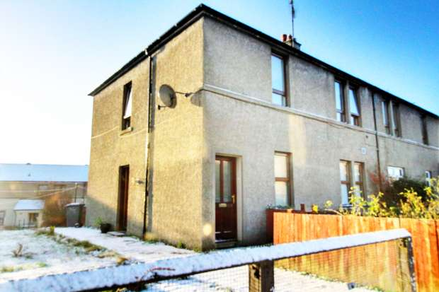 2 Bedrooms Ground Flat for sale in Lillybank Crescent, Forfar, Angus, DD8 2JA