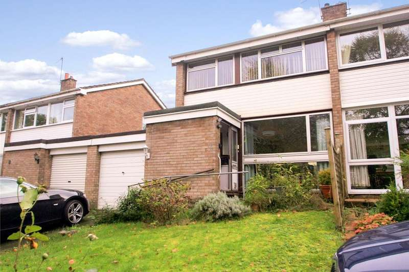 3 Bedrooms Semi Detached House for sale in Lynbrook, Long Ashton, Bristol, Somerset, BS41