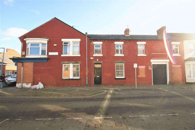 4 Bedrooms Terraced House for sale in Gresham Road, Middlesbrough