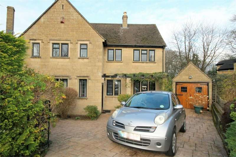 4 Bedrooms Detached House for sale in Grange Park, Frenchay, Bristol