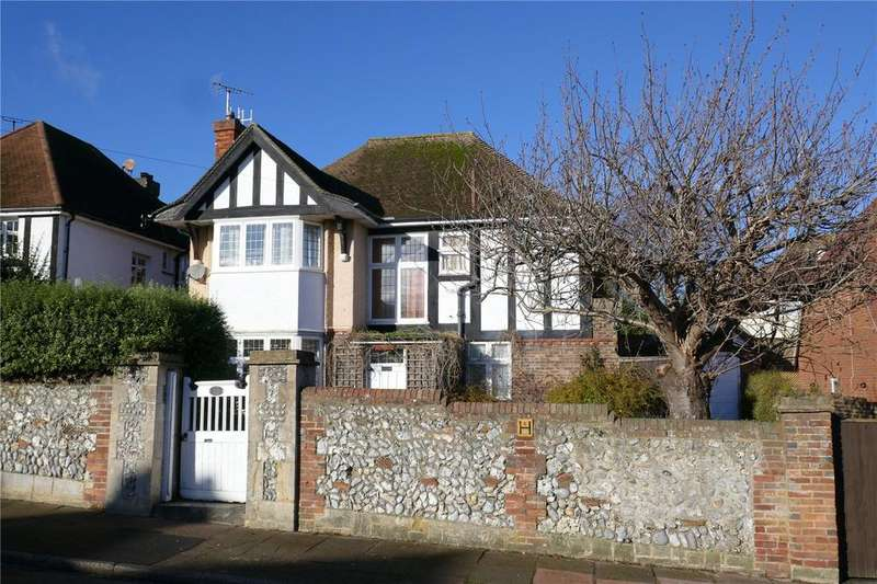4 Bedrooms Detached House for sale in Ashburnham Road, Eastbourne, East Sussex, BN21