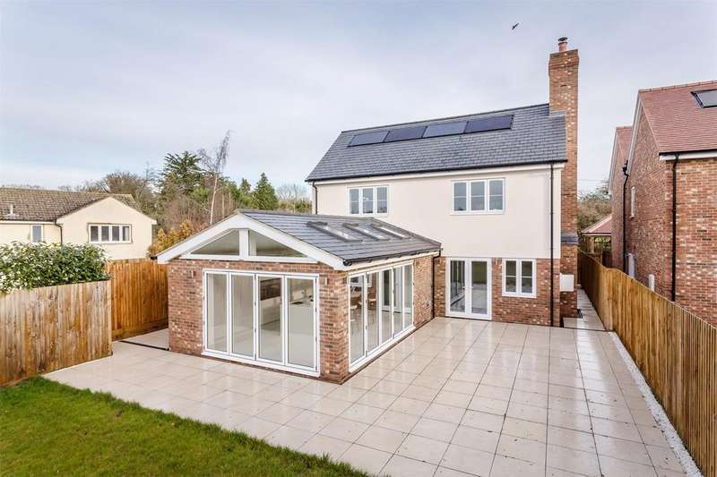 4 Bedrooms Detached House for sale in Church Lane, Widdington