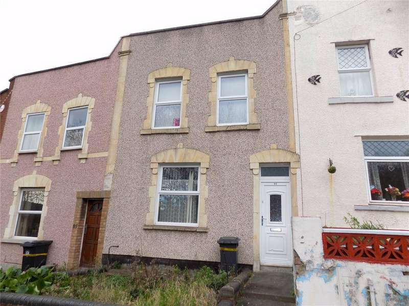 2 Bedrooms Terraced House for sale in Oxford Street, Totterdown, Bristol, BS3