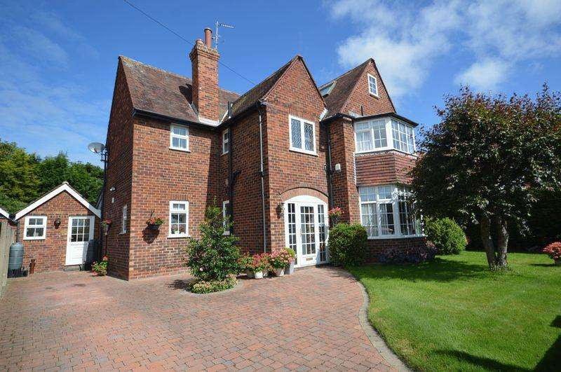 5 Bedrooms Detached House for sale in Beachcroft Road, Meols