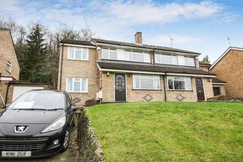 4 Bedrooms Semi Detached House for sale in Dean Garden Rise, High Wycombe