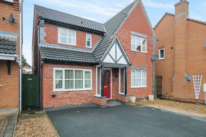4 Bedrooms Detached House for sale in Belmont, Hereford