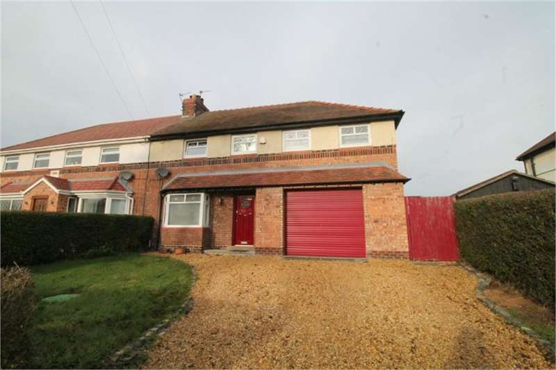 4 Bedrooms Semi Detached House for sale in Carr House Lane, Ince Blundell, LIVERPOOL, Merseyside