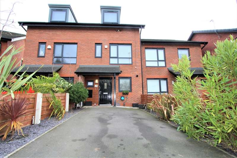 3 Bedrooms Town House for sale in Brakedale Close, Netherley, L27