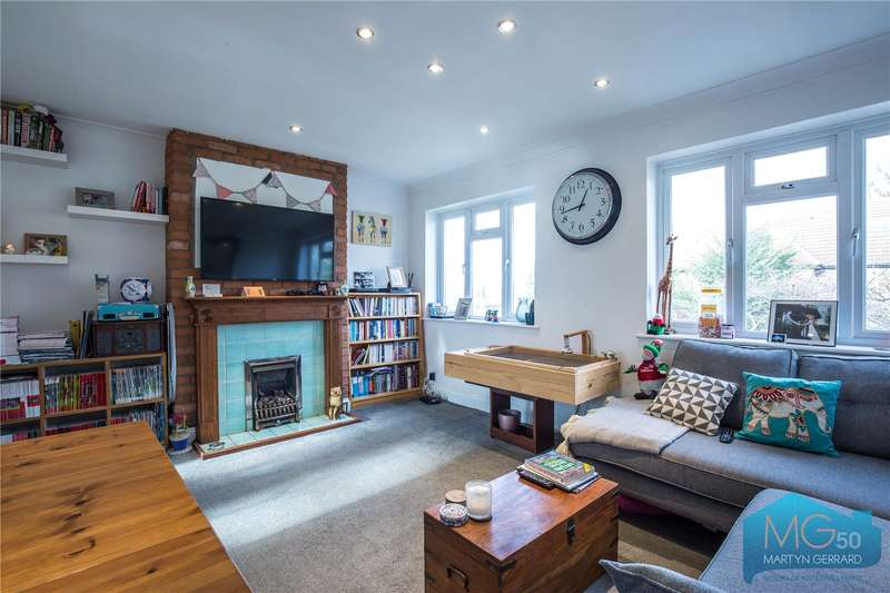 2 Bedrooms Maisonette Flat for sale in Edgeworth Close, Hendon, London, NW4