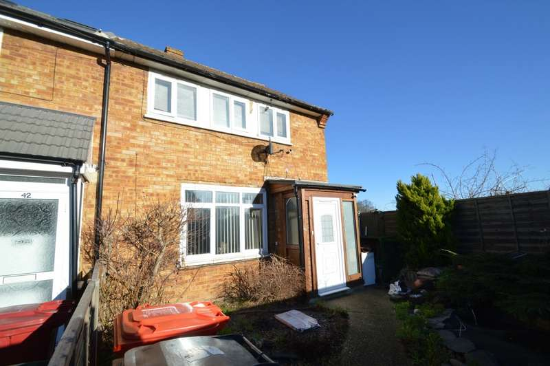 3 Bedrooms End Of Terrace House for sale in Cockett Road, Langley, SL3