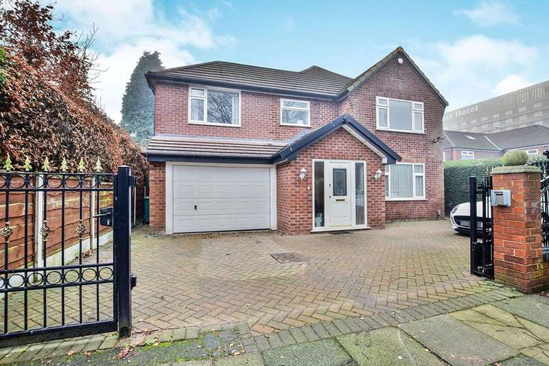 5 Bedrooms Detached House for sale in Gibwood Road, Northenden, Manchester, M22