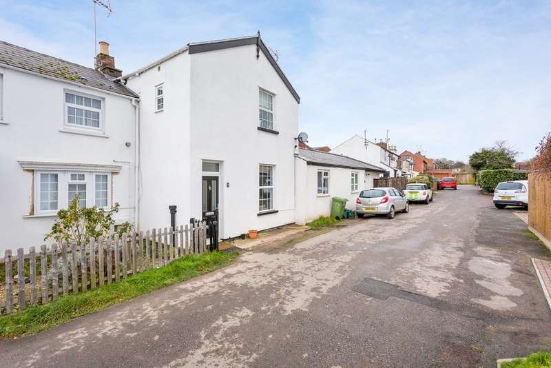 2 Bedrooms Terraced House for sale in Coltham Fields, Cheltenham GL52 6SP
