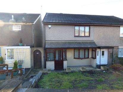 2 Bedrooms Semi Detached House for sale in Royal Oak Road, Rowley Regis, West Midlands, United Kingdom