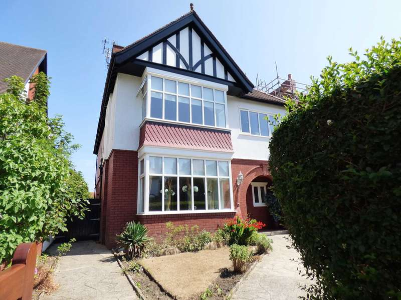 5 Bedrooms Detached House for sale in Balmoral Road, St Annes