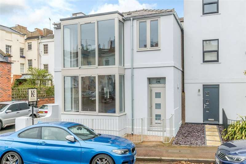 2 Bedrooms Detached House for sale in Rodney Road, Cheltenham, Gloucestershire, GL50