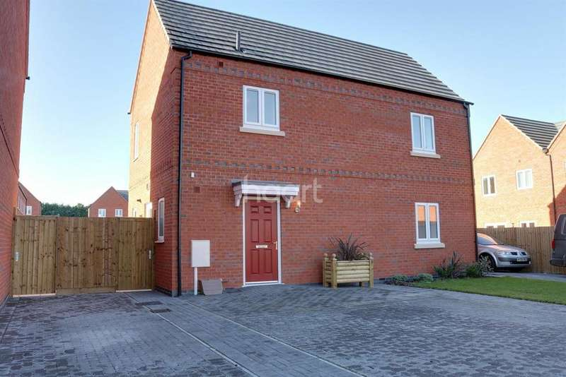 3 Bedrooms Detached House for sale in Grand Union View, Webster Road