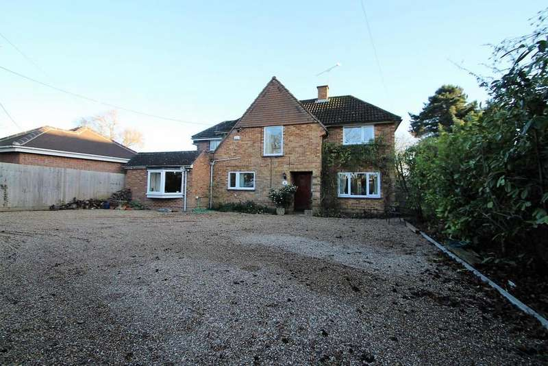 4 Bedrooms Detached House for sale in Beehive Lane, Binfield, RG12