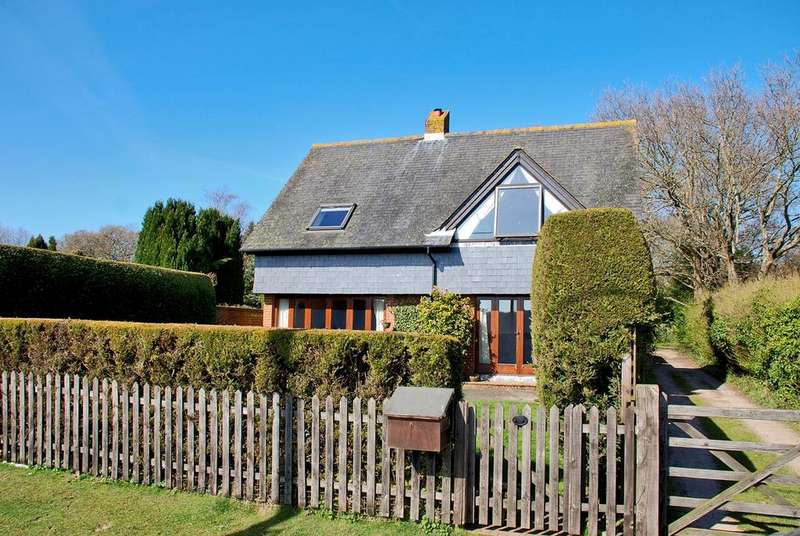 3 Bedrooms Detached House for sale in North Weirs, Brockenhurst, SO42