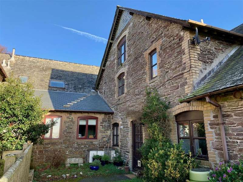 4 Bedrooms Barn Conversion Character Property for sale in Raneleigh Barns, Down Thomas, Plymouth