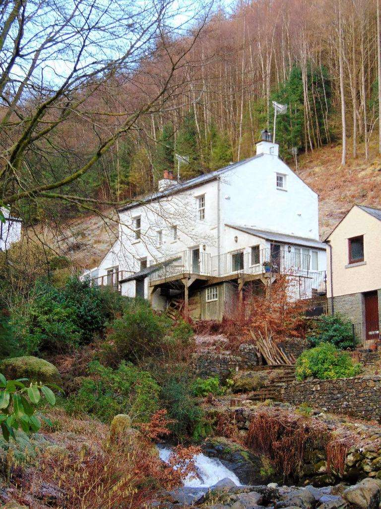 2 Bedrooms Cottage House for sale in 'Comb Beck', 1 The Ravine, Seldom Seen, Thornthwaite, Keswick, CA12 5SE