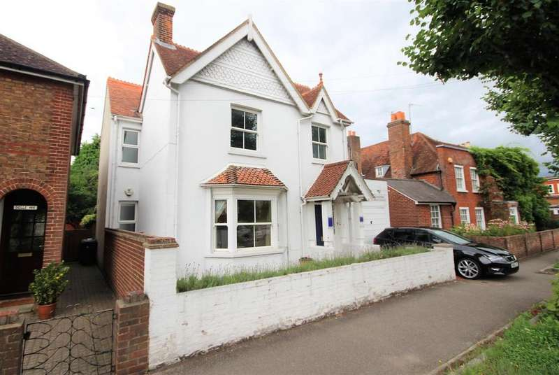 5 Bedrooms Detached House for sale in High Street, Ripley, Woking