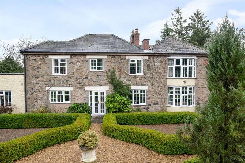 5 Bedrooms Detached House for sale in White Grit, Minsterley, Shrewsbury, Shropshire, SY5