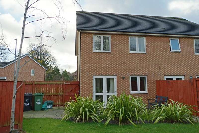 3 Bedrooms Semi Detached House for sale in Brookside