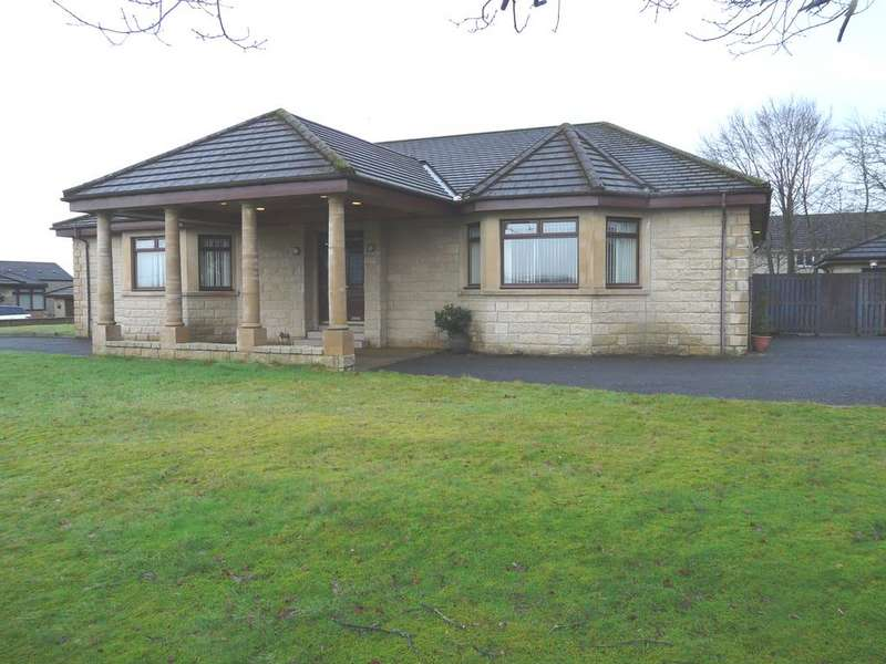 4 Bedrooms Detached Bungalow for sale in Myothill Road, Denny FK6