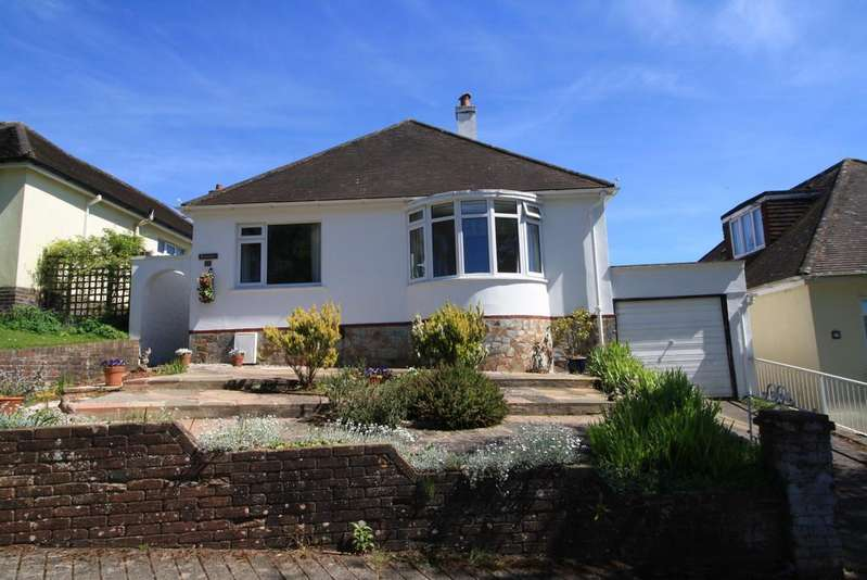 3 Bedrooms Detached Bungalow for sale in Rougemont Avenue, Torquay