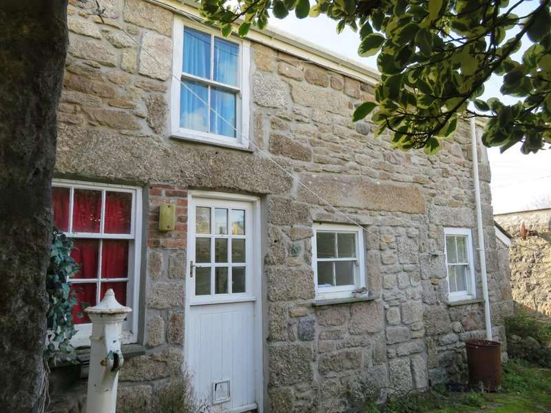 3 Bedrooms Semi Detached House for sale in Fore Street, St. Just, Cornwall