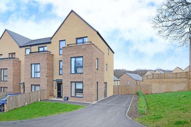 5 Bedrooms End Of Terrace House for sale in Beeches Drive, Sheffield
