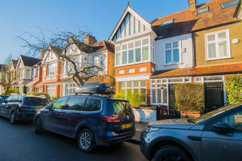 4 Bedrooms Semi Detached House for sale in Gilpin Avenue, East Sheen, SW14