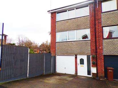 3 Bedrooms Terraced House for sale in George Street West, Offerton, Stockport, Cheshire