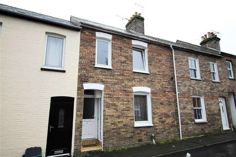 3 Bedrooms Terraced House for sale in Orchard Street, Dorchester, Dorset