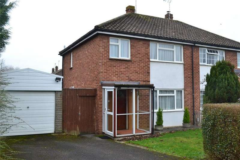 3 Bedrooms Semi Detached House for sale in Orchard Estate, Twyford, Berkshire, RG10