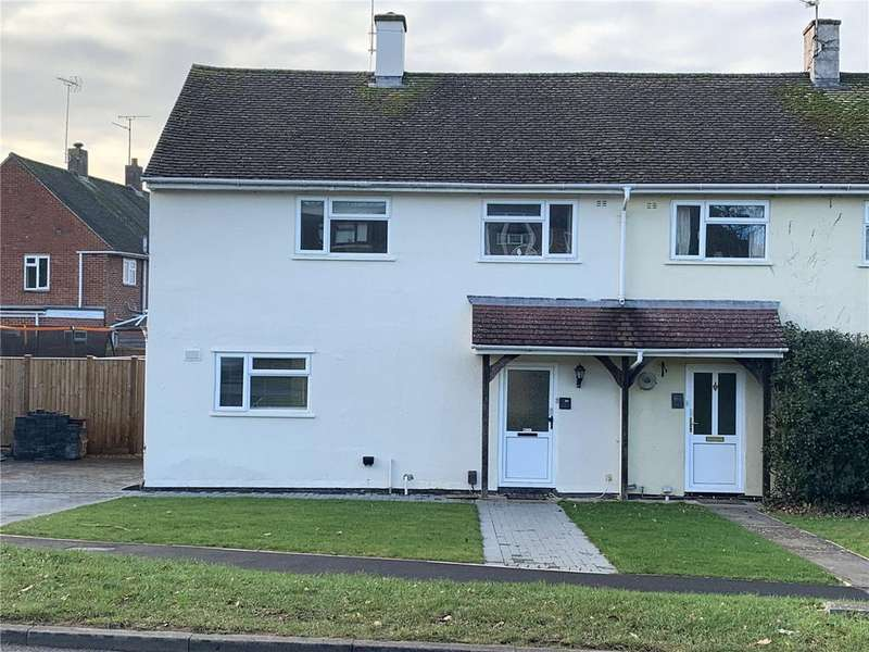 3 Bedrooms Semi Detached House for sale in Valley Road, Newbury, Berkshire, RG14