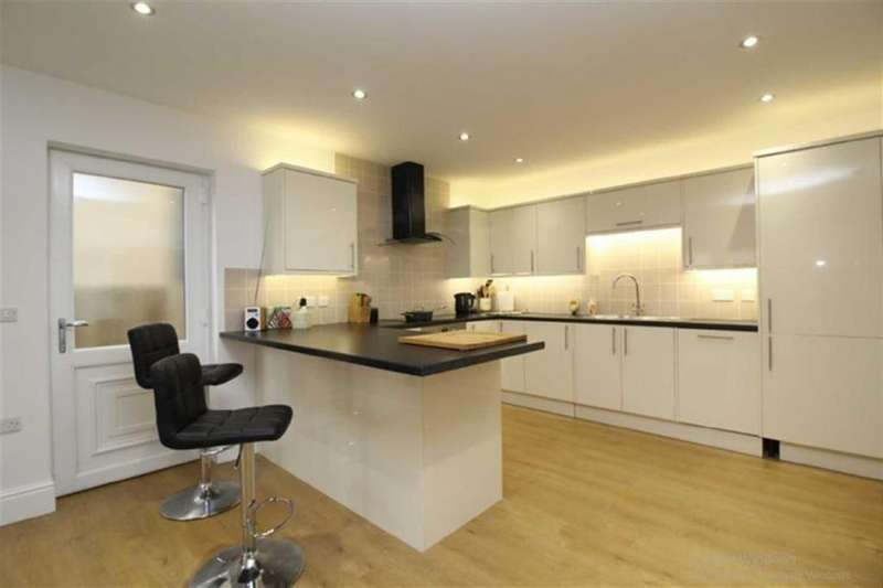3 Bedrooms Semi Detached House for sale in Millers Vale, Off Church Lane, High Peak
