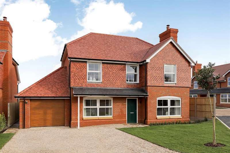 Detached House for sale in Barrow Hill, Goodworth Clatford, Andover