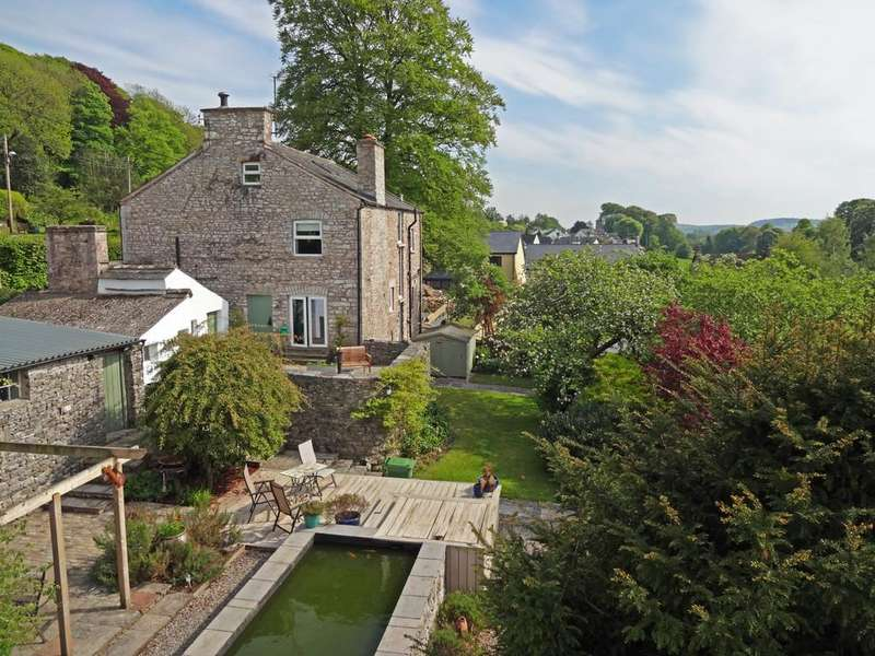 5 Bedrooms Detached House for sale in Leasgill, Milnthorpe, Cumbria
