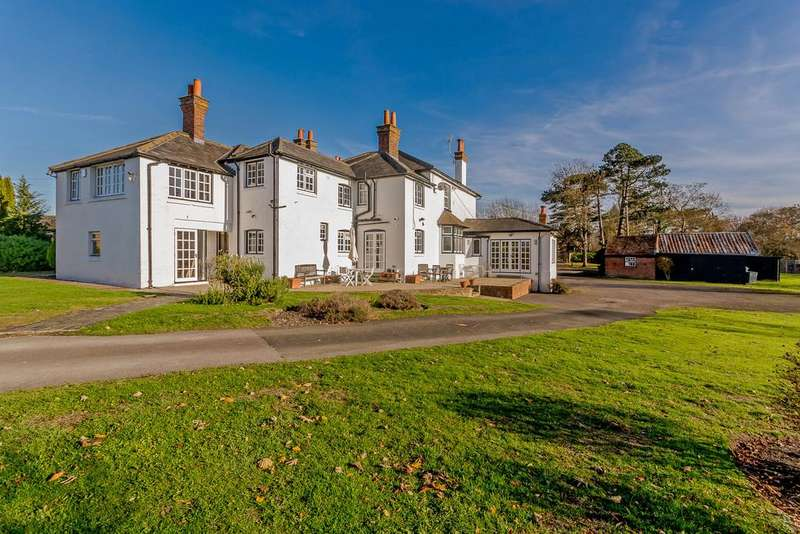 6 Bedrooms Detached House for sale in Stoke Mandeville