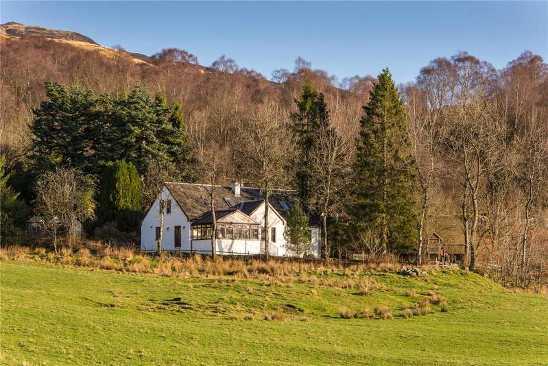 5 Bedrooms Detached House for sale in Ach-Na-Feidh, Brig O' Turk, Callander, Perthshire