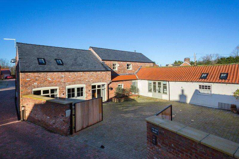 5 Bedrooms House for sale in Main Street, Thorganby, York, YO19