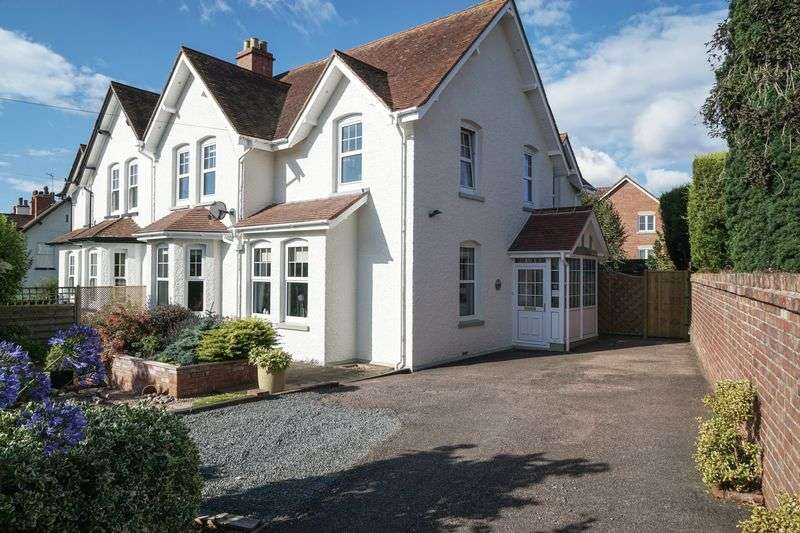 4 Bedrooms Property for sale in The Broadway, Exmouth