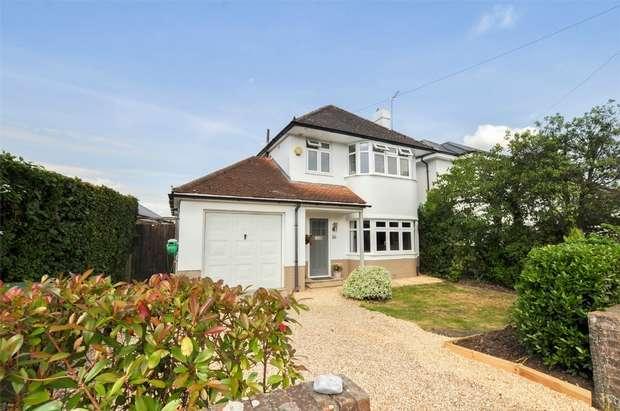 3 Bedrooms Detached House for sale in Merley Ways, WIMBORNE, Dorset