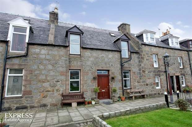 3 Bedrooms Cottage House for sale in North Square, Aberdeen
